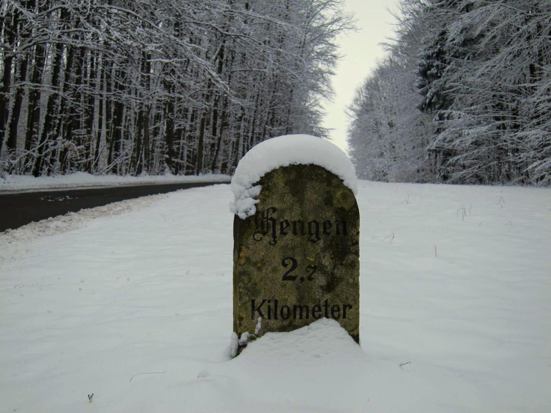 cyclotourisme neige allemagne