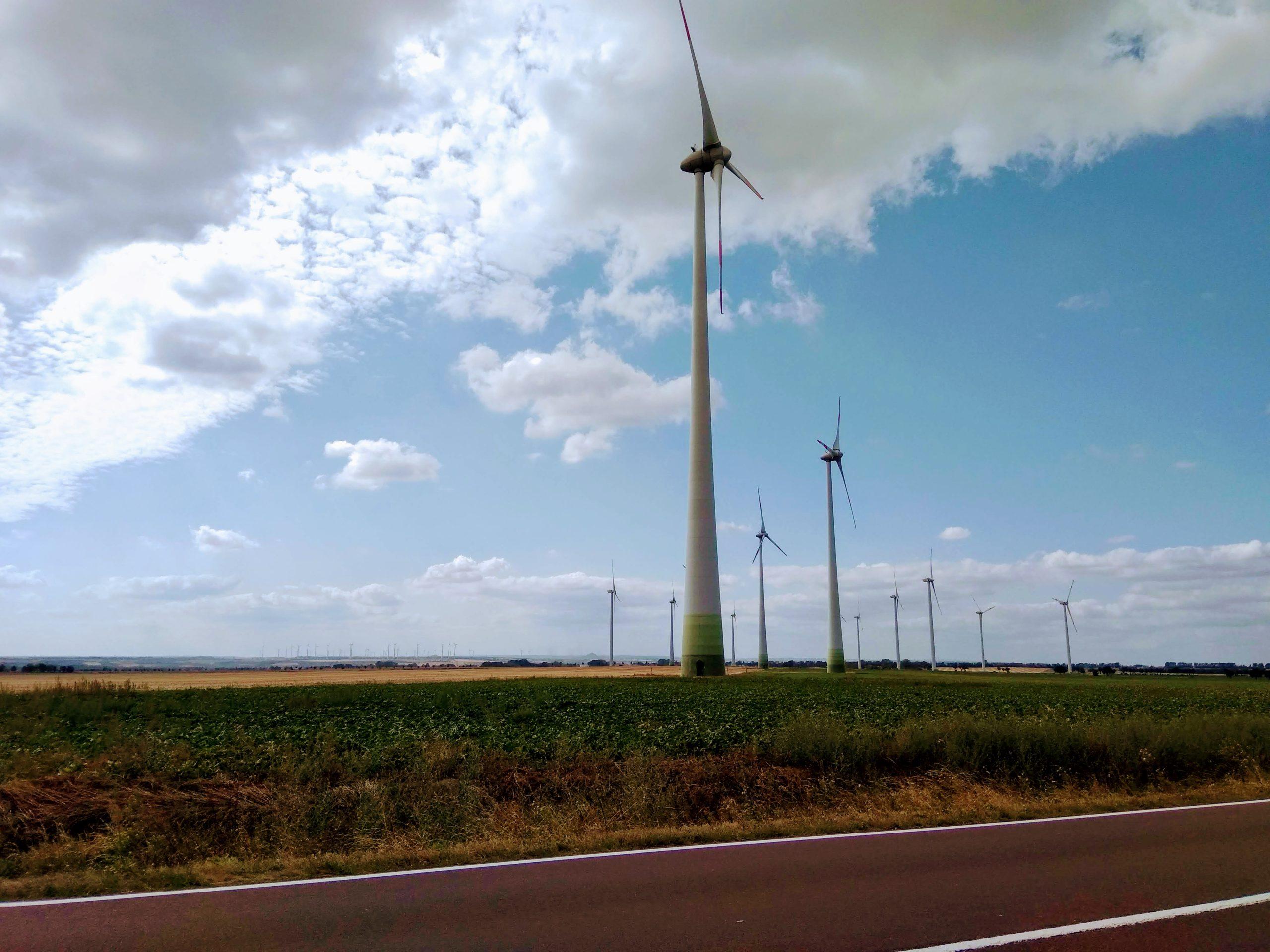 éolienne france