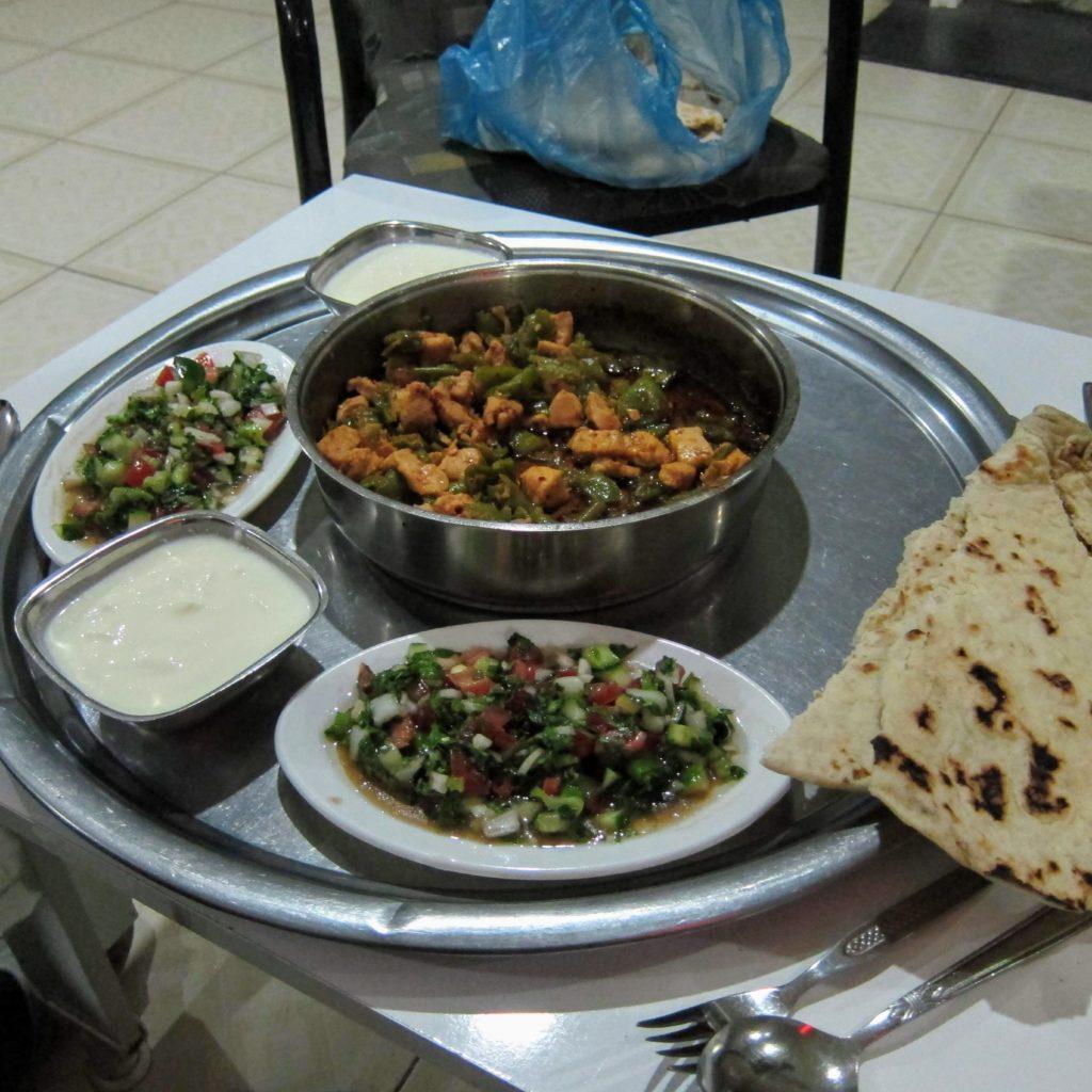 nourriture Turquie