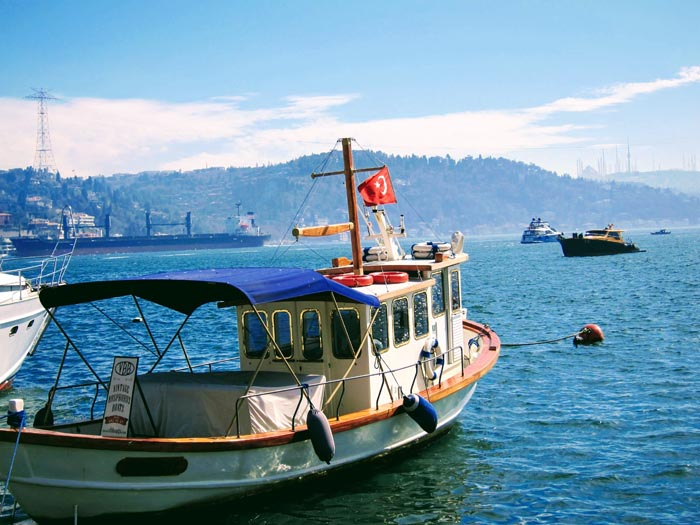 bateau Bosphore Istanbul