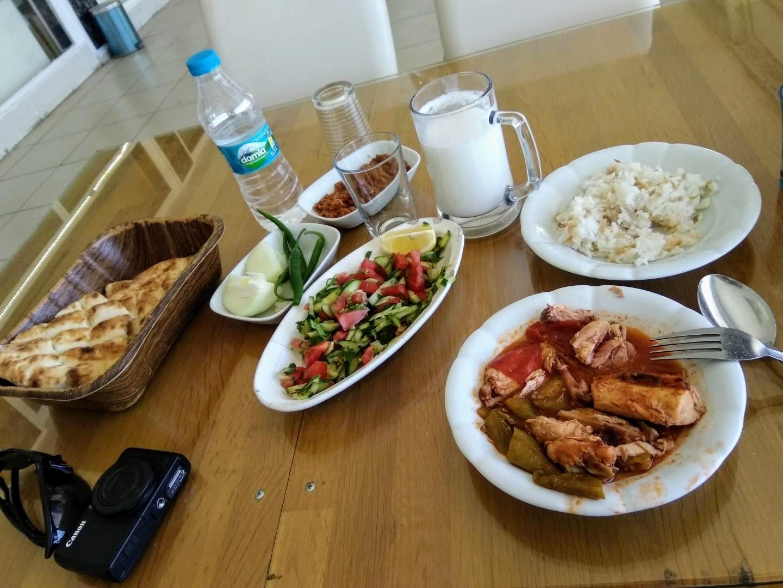 repas turc