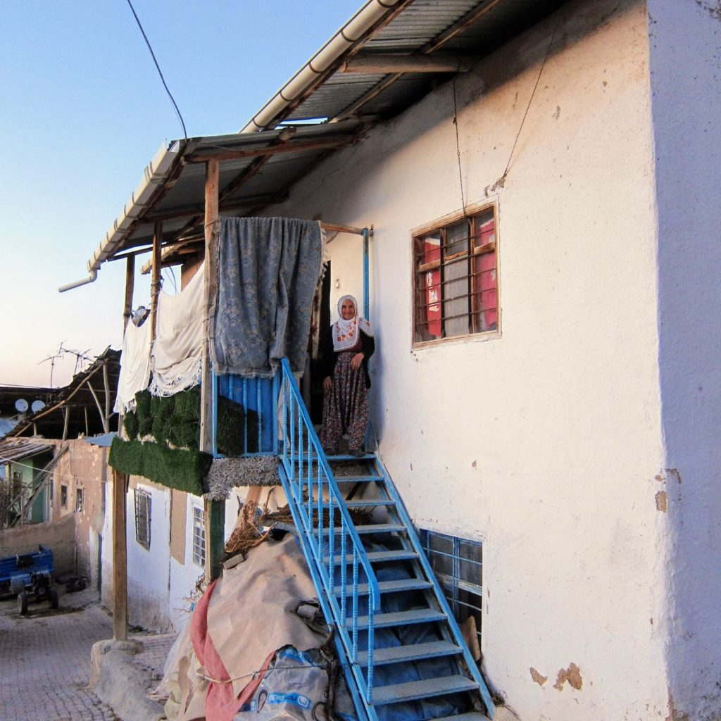 village traditionnel Turquie