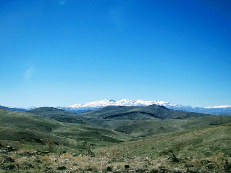 montagnes anatolie