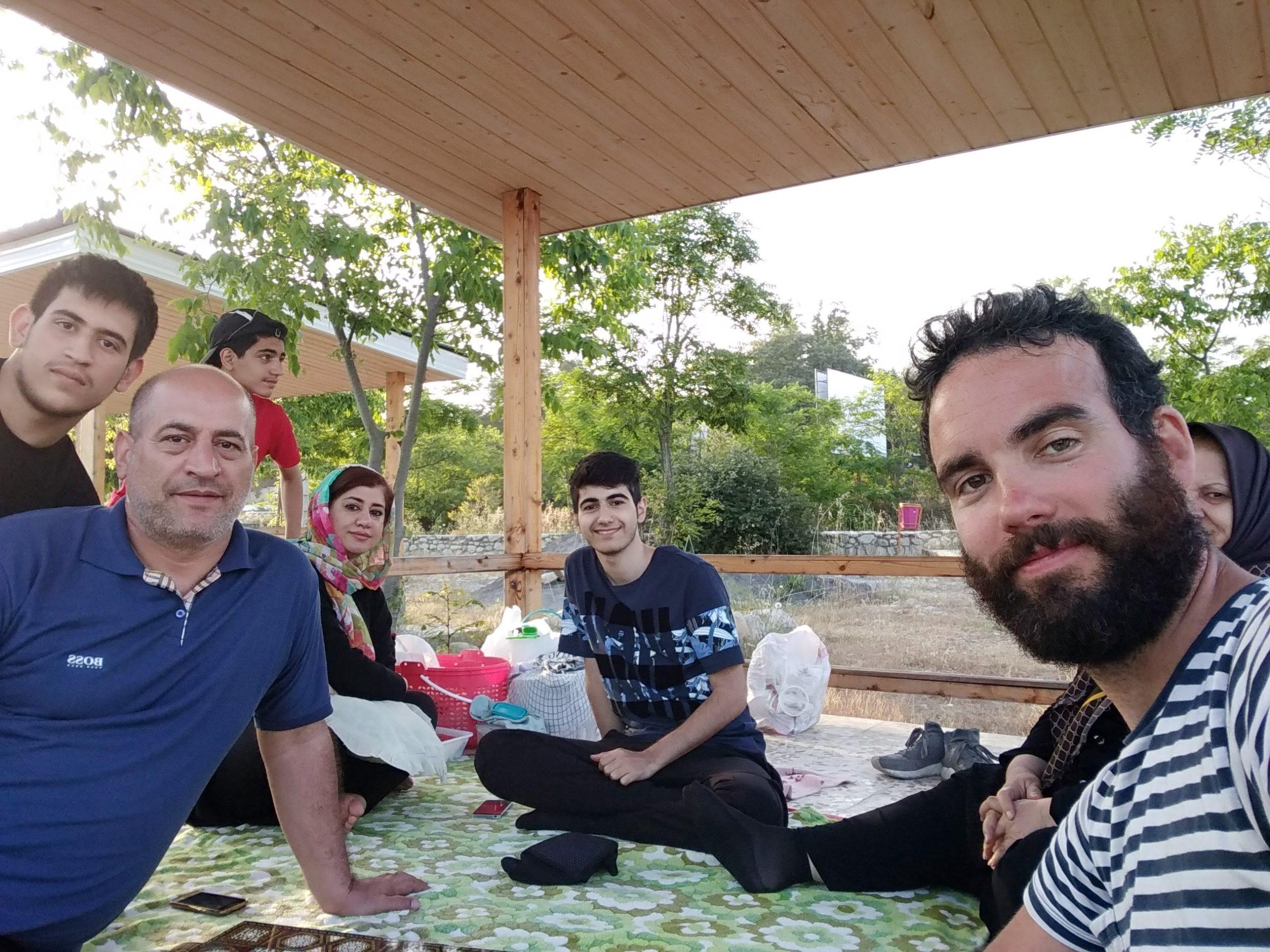 hospitalité Iran