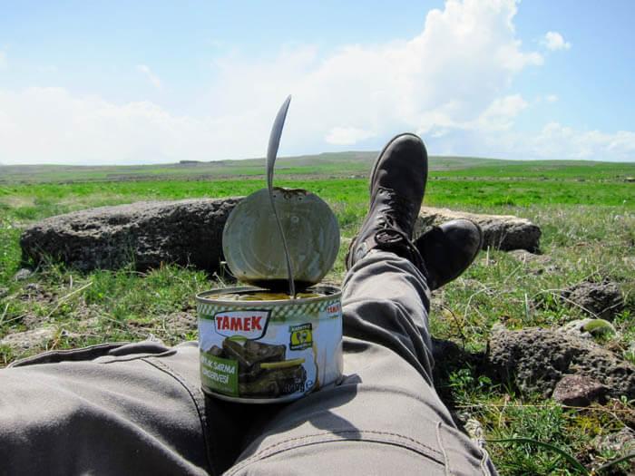 Nourriture locale turquie