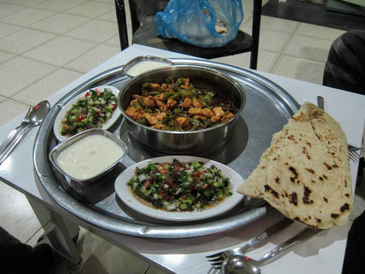 manger chez l'habitant en voyage