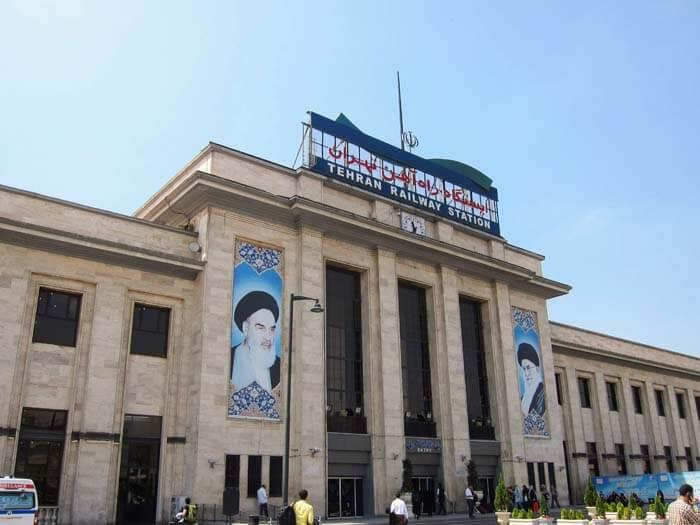 gare Teheran