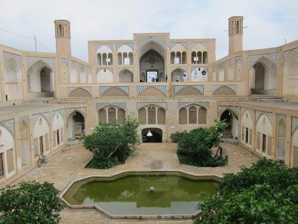 tourisme kashan