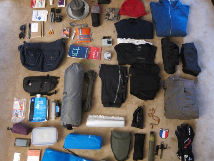 matériel cyclotourisme