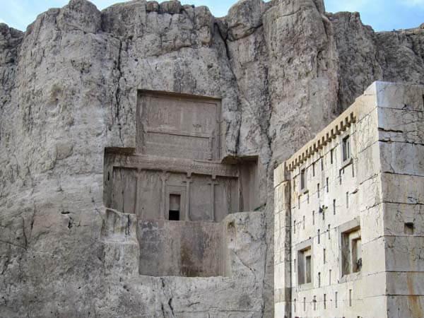 tombeau persepolis