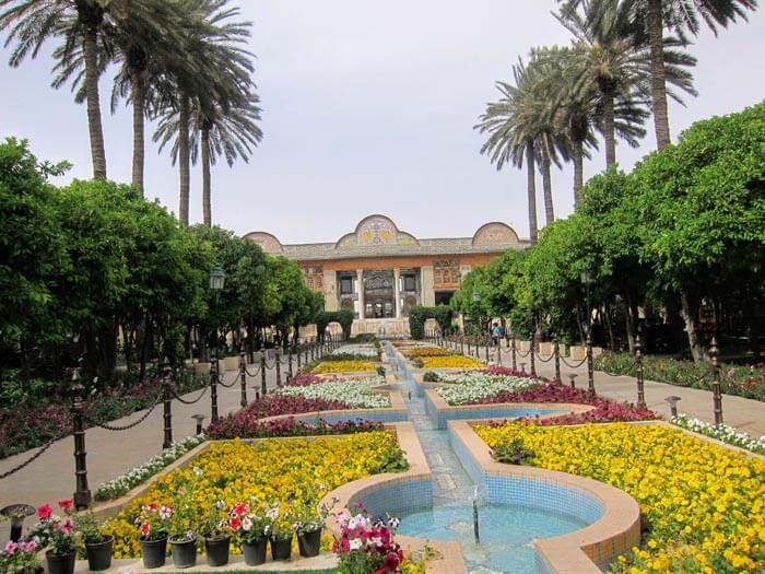 jardin Shiraz