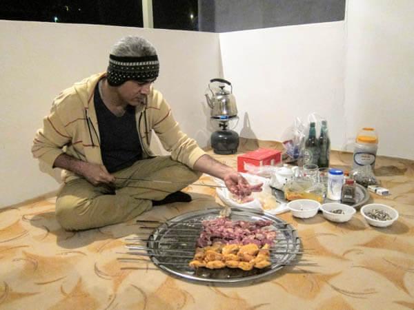 barbecue Elbourz