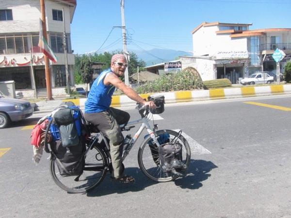 cyclovoyageur iran