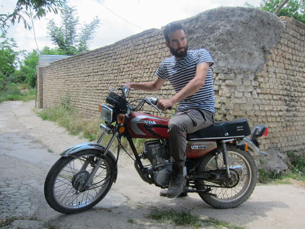 moto iran