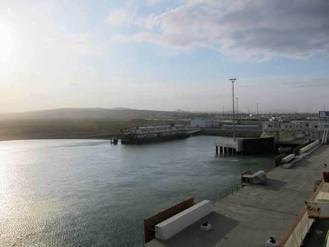 port d'Alat