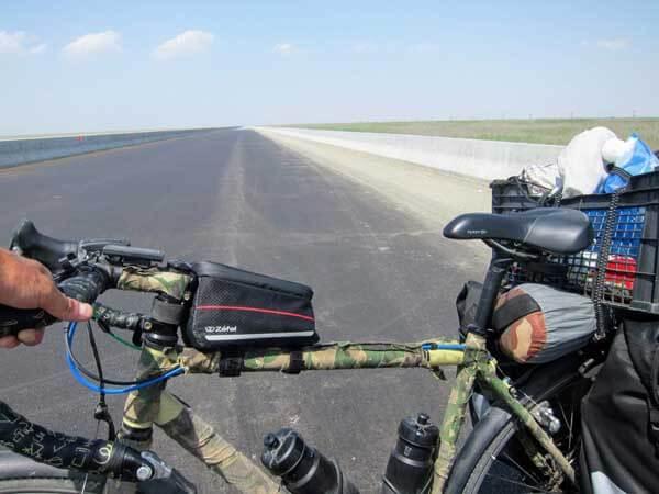 cyclotourisme azerbaidjan