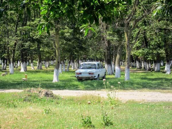 voiture URSS