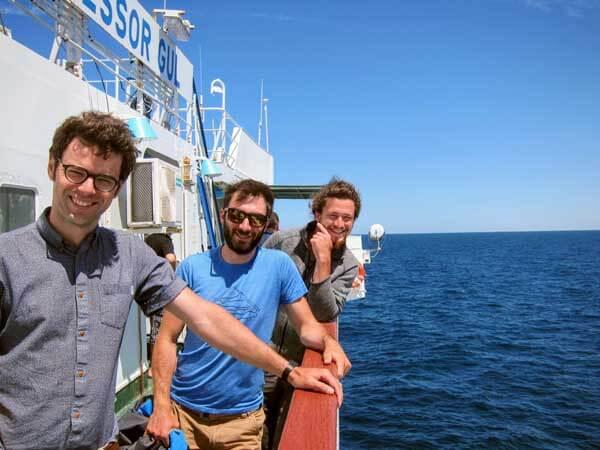 ferry mer capsienne