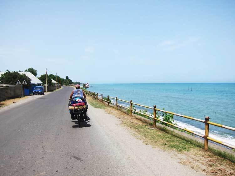route azerbaïdjan