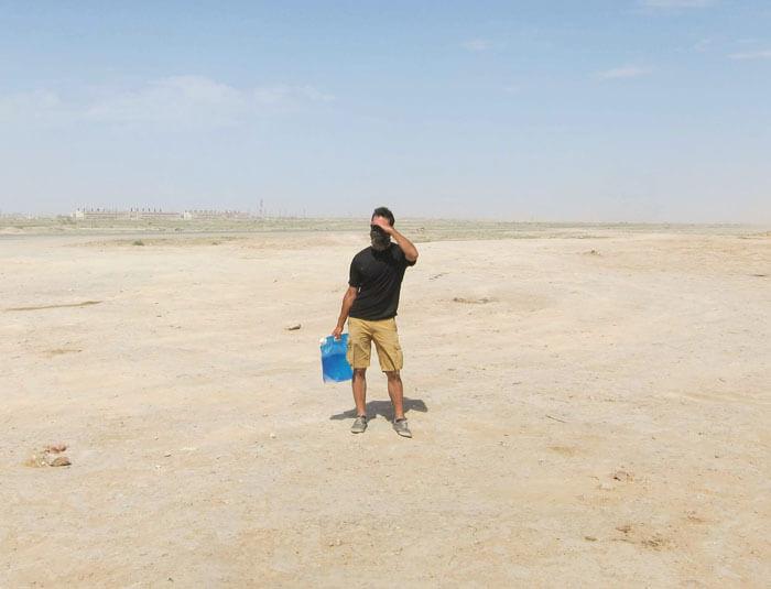 desert ouzbekistan