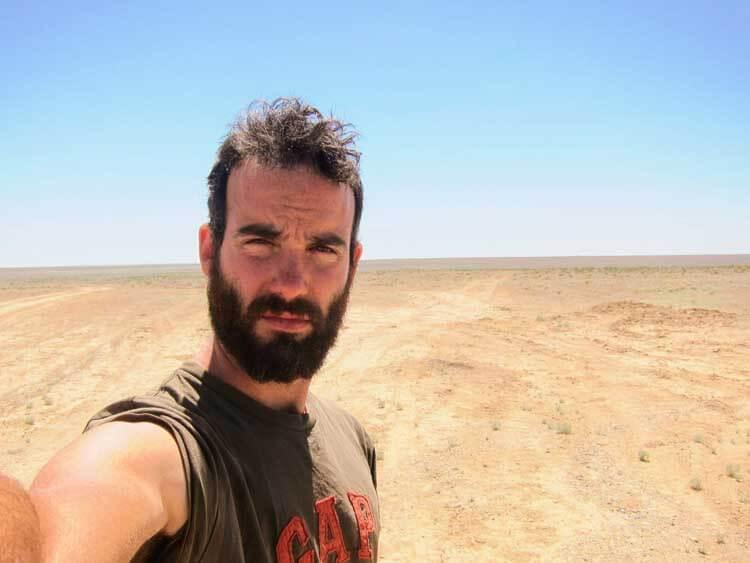 désert Kazakhstan