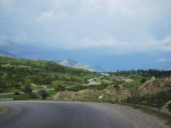 route du pamir