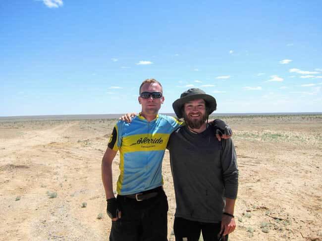 voyageurs désert