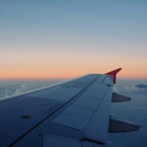 retour de voyage