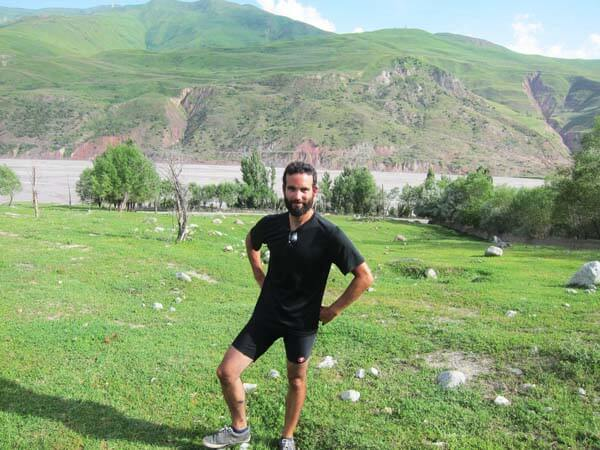 cyclotouriste Tadjikistan