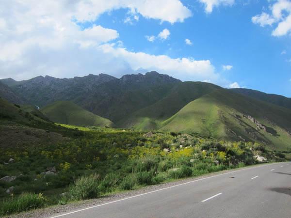 tadjikistan montagnes