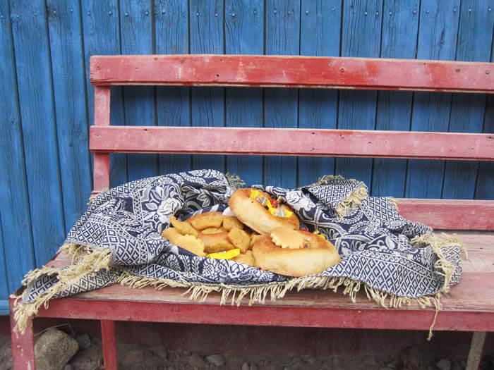 Nourriture tadjikistan