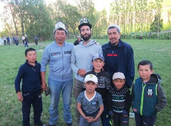 famille tadjik
