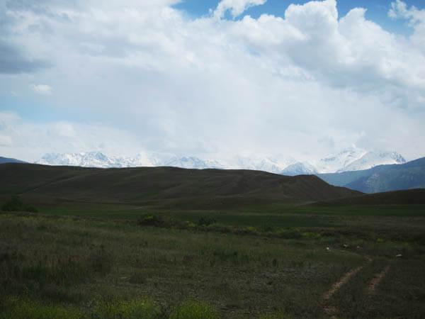 montagne tadjik