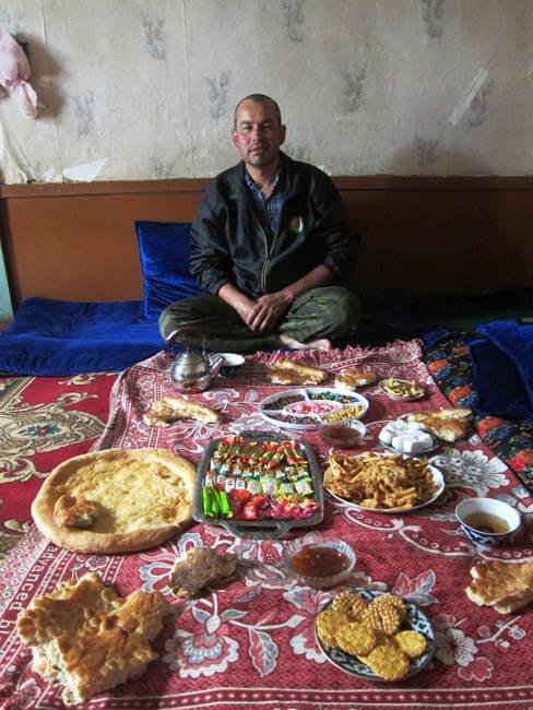 gastronomie tadjikistan