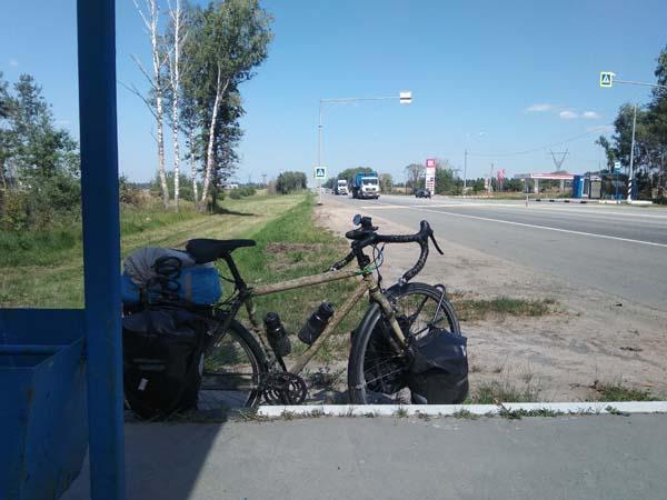 cyclotourisme en Russie