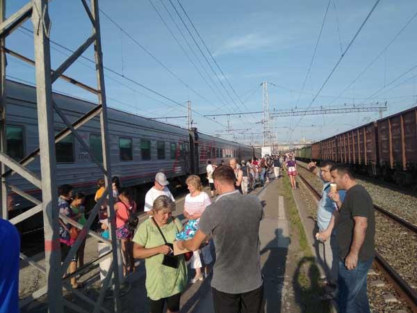 gare transsibérien