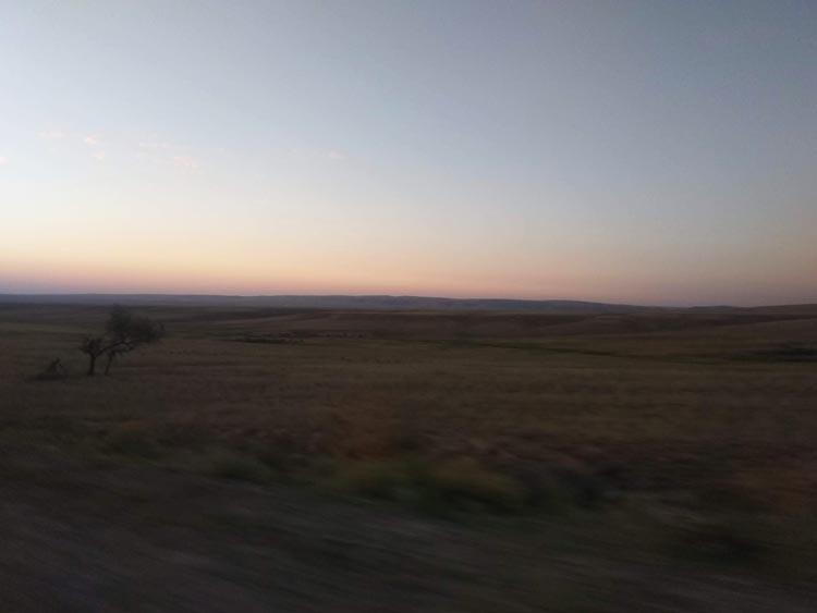 steppe kazakhstan