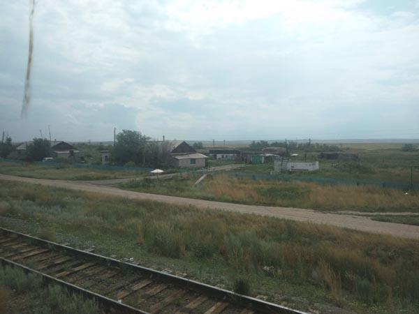 russie train
