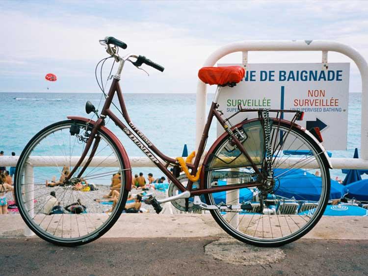 vol de vélo voyage