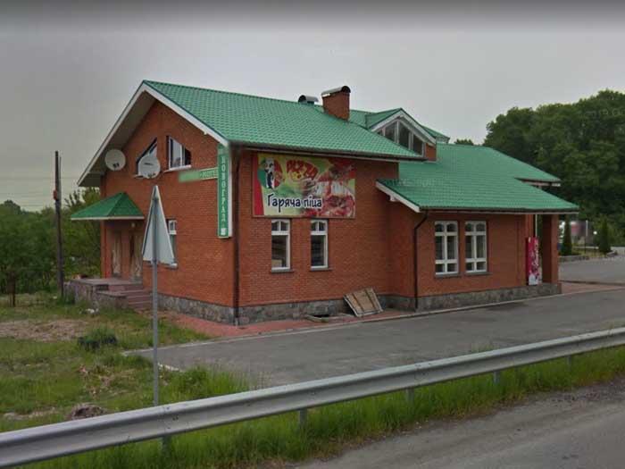 hôtel miteux en Ukraine
