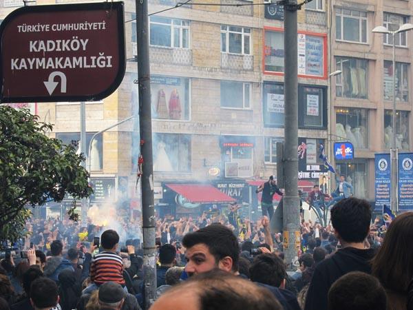 match de foot Fenerbahçe