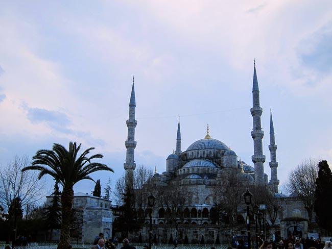 La vieille ville d'Istanbul