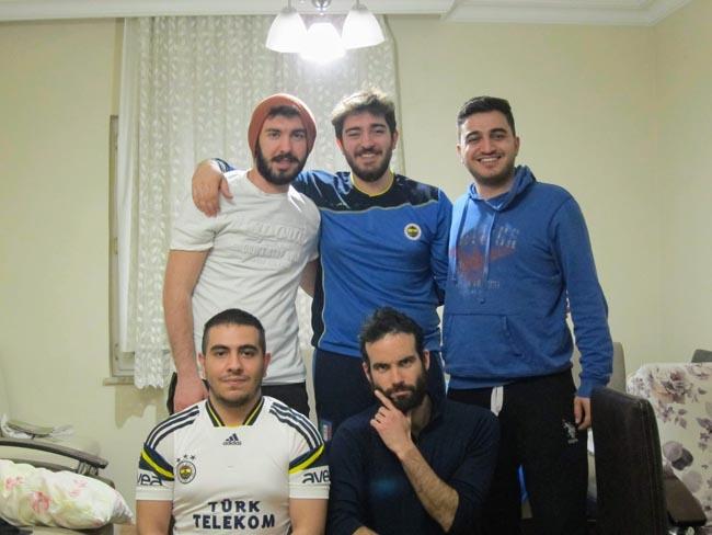 amitiés à Istanbul