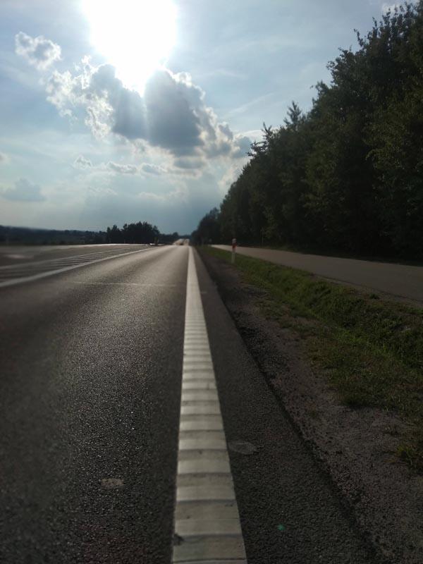 route pologne frontière