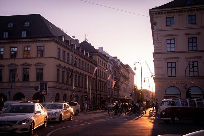 discipline allemande en ville