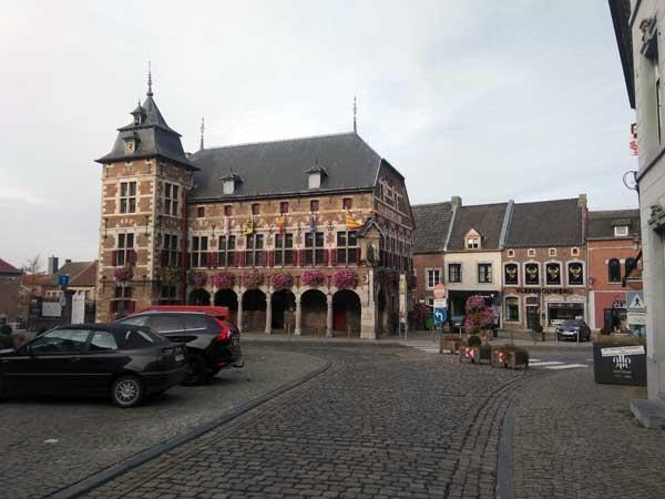 tourisme belgique