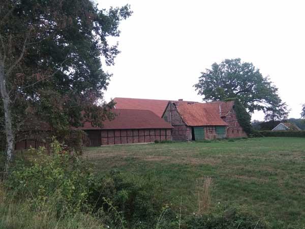 vie rurale en Allemagne